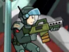 Juego de tirar granadas