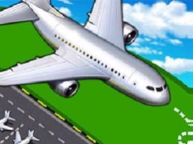 juegos de despegar y aterrizar aviones