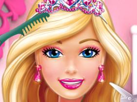 juegos de hacer el pelo a barbie