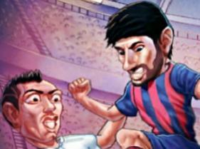 juego de futbol cabezones para movil android o iphone