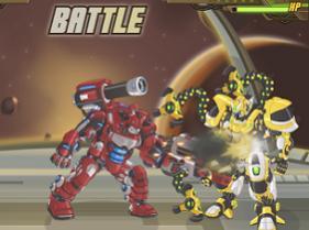 juegos de montar robots
