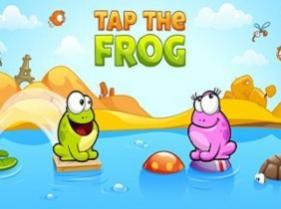 juego de matar ranas con el dedo