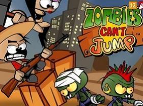 Defenderte de los zombies