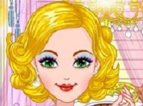 Juego de maquillar para tablet