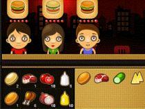 juego de preprara hamburguesas