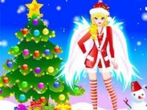 juego de vestir de navidad para movil