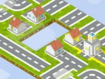 juegos de conectar casas con caminos