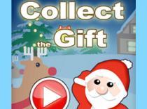 juego de recoger regalos con papa noel