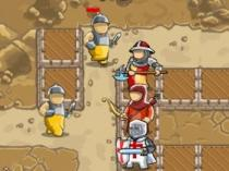 juego de cruzadas medievales