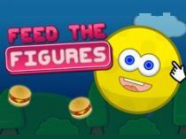 juegos de alimentar figuras geometricas