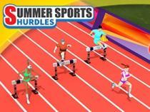 juegos de atletismo salto de vallas