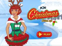 juego christmas dress up
