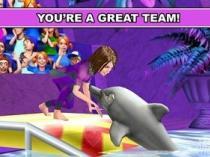 juego de entrenar delfines