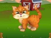 juego de cuidar gatos para celular