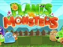 Luchas de plantas contra monstruos